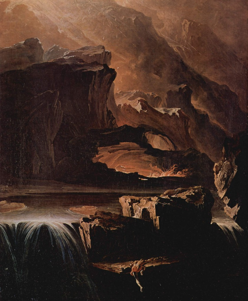 Sadak in Search of the Waters of Oblivion by John Martin